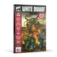 White Dwarf 454 (may 2020) Czasopisma o grach Games Workshop