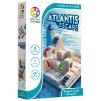 Smart Games - Atlantis Escape (Ucieczka z Atlantydy Seria Smart Games Smart Games
