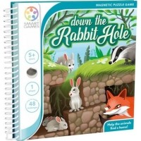 Smart Game - Down the Rabbit Hole Seria Smart Games Smart Games
