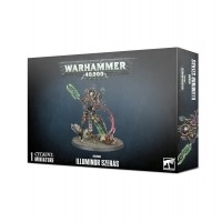NECRONS ILLUMINOR SZERAS Necrons Games Workshop