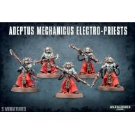 ADEPTUS MECHANICUS ELECTRO-PRIESTS Adeptus Mechanicus Games Workshop