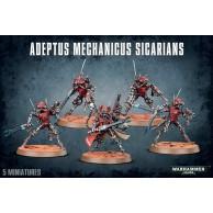 ADEPTUS MECHANICUS SICARIANS Adeptus Mechanicus Games Workshop