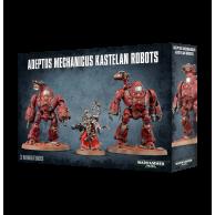ADEPTUS MECHANICUS KASTELAN ROBOTS Adeptus Mechanicus Games Workshop
