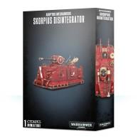 ADEPTUS MECHANICUS SKORPIUS DISINTEGRATOR Adeptus Mechanicus Games Workshop