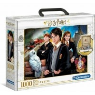 Puzzle 1000 el. Harry Potter - Teczka Filmy Clementoni