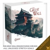 The Great Wall (Kickstarter Dragon Pledge) + Iron Dragon - sundrop ENG Przedsprzedaż Awaken Realms