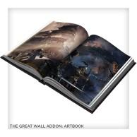 The Great Wall: Artbook Przedsprzedaż Awaken Realms