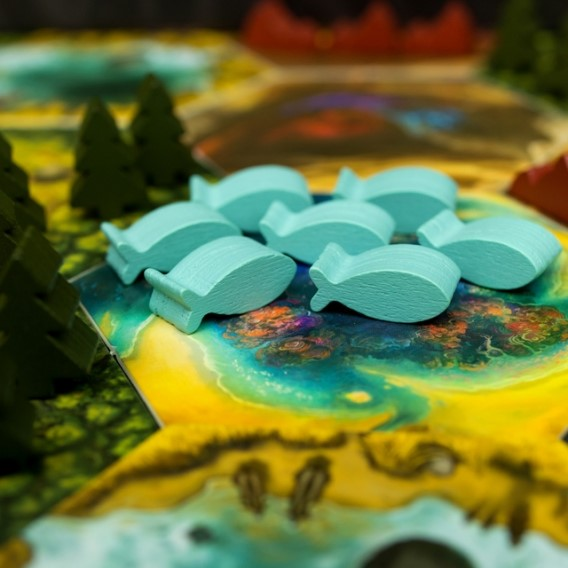 Rise of Tribes Mammoth Edition Crowdfunding Breaking Games