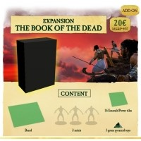 Kemet Blood and Sand - Book of the Dead expansion (edycja Polska)