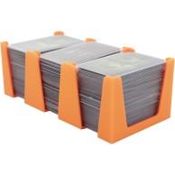 Feldherr Card Holder for game cards in Mini American Board Game Size - 450 cards - 3 trays Organizery Feldherr