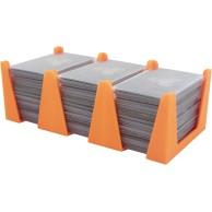Feldherr Card Holder for game cards in Mini European Board Game Size - 450 cards - 3 trays Organizery Feldherr
