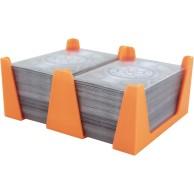 Feldherr Card Holder for game cards in Standard American Board Game Size - 300 cards - 2 trays Organizery Feldherr