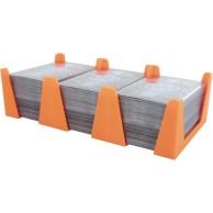 Feldherr Card Holder for game cards in Standard American Board Game Size - 450 cards - 3 trays Organizery Feldherr