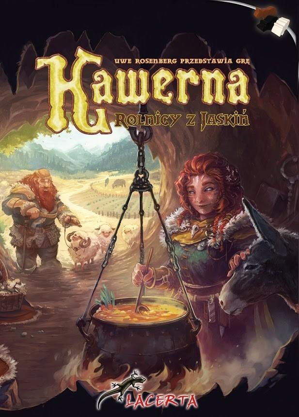 Kawerna ( Caverna Edycja Polska)