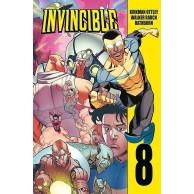 Invincible. Niezwyciężony - wyd. zbiorcze tom 8