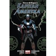Kapitan Ameryka. Steve Rogers - 2