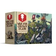 War For Chicken Island (edycja Kickstarter) + Mecha Chicken + Dragon Mamma