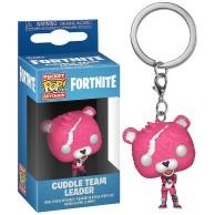 Funko POP Keychains: Fortnite - Cuddle Team Leader Funko - Games Funko - POP!