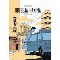 Odyseja Hakima - 1 - Z Syrii do Turcji