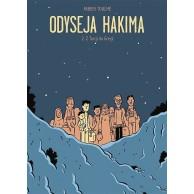 Odyseja Hakima - 2 - Z Turcji do Grecji