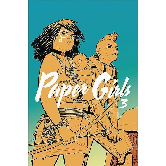 Paper Girls - 3 Komiksy science-fiction Non Stop Comics