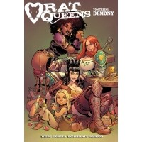 Rat Queens - 3 - Demony