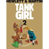 Tank Girl - 2 Komiksy fantasy NonStopComics