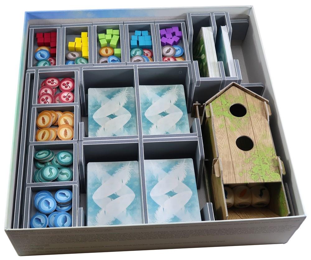 Folded Space: organizer do gry Na skrzydłach