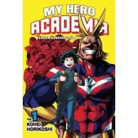 My Hero Academia - Akademia bohaterów - 1.