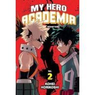 My Hero Academia - Akademia bohaterów - 2.