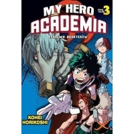My Hero Academia - Akademia bohaterów - 3.