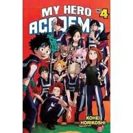 My Hero Academia - Akademia bohaterów - 4.