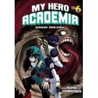 My Hero Academia - Akademia bohaterów - 6.