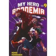 My Hero Academia - Akademia bohaterów - 9.