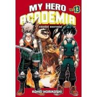 My Hero Academia - Akademia bohaterów - 13.