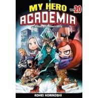My Hero Academia - Akademia bohaterów - 20.