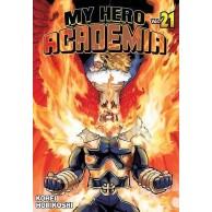 My Hero Academia - Akademia bohaterów - 21.