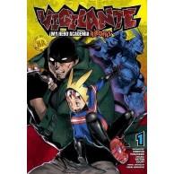 My Hero Academia - Vigilante - 1.