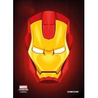 MARVEL Art Sleeves (66 mm x 91 mm ) Iron Man 50+1 szt. Gamegenic Gamegenic