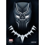 MARVEL Art Sleeves (66 mm x 91 mm) Black Panther 50+1 szt. Gamegenic Gamegenic