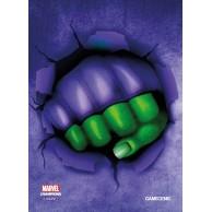 MARVEL Art Sleeves (66 mm x 91 mm) Hulk 50+1 szt. Gamegenic Gamegenic