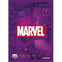 MARVEL Art Sleeves (66 mm x 91 mm) Purple 50+1 szt.