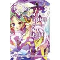 No Game No Life - 5 (light novel).