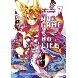 No Game No Life - 7 (light novel). Light novel Waneko