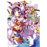 No Game No Life - 8 (light novel).