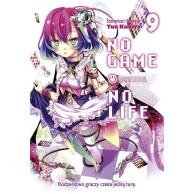 No Game No Life - 9 (light novel).