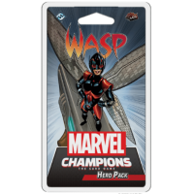 Marvel Champions: The Card Game -Wasp Hero Pack Przedsprzedaż Fantasy Flight Games