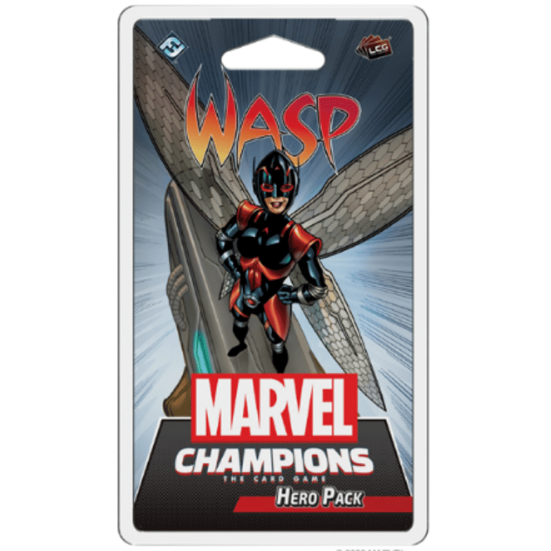Marvel Champions: The Card Game -Wasp Hero Pack