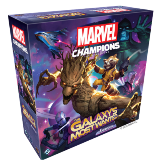 Marvel Champions: The Card Game - The Galaxy's Most Wanted Przedsprzedaż Fantasy Flight Games