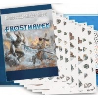 Frosthaven - Removable Sticker Set